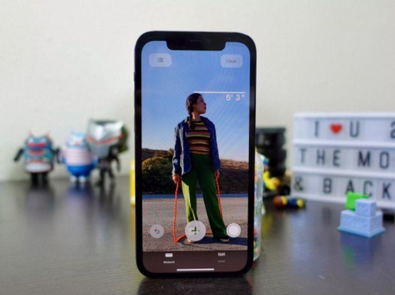 iPhone 12 Pro : comment mesurer une personne ou un objet avec son lidar