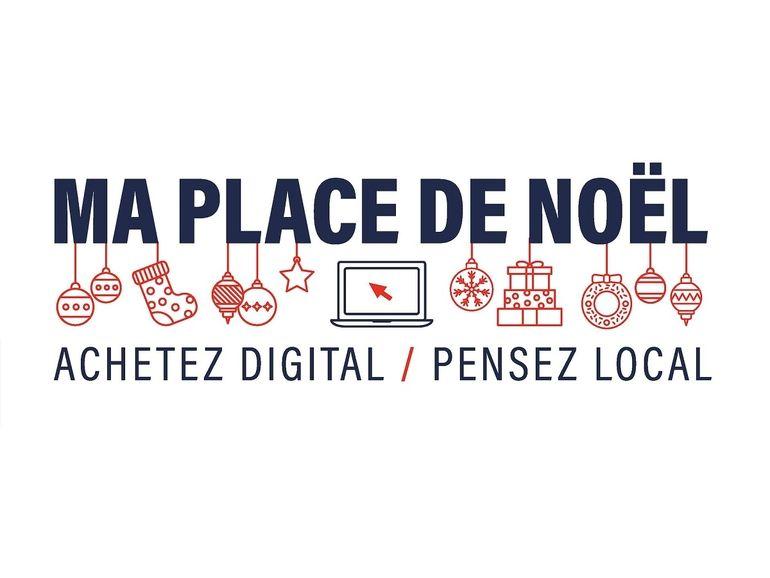 Ma Place de Noel : soutenir le petit commerce en achetant en ligne