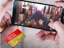 La carte microSDXC SanDisk Extreme 400 Go est à 64,99 € sur Amazon [-59%]