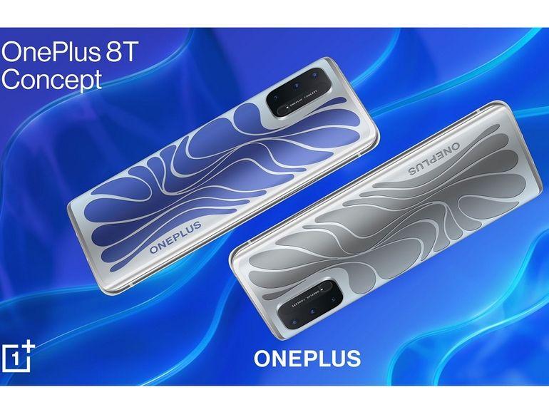 OnePlus : un smartphone concept qui change de couleur et une montre connectée pour début 2021