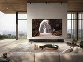 Samsung dévoile un TV MicroLed 4K de 110 pouces