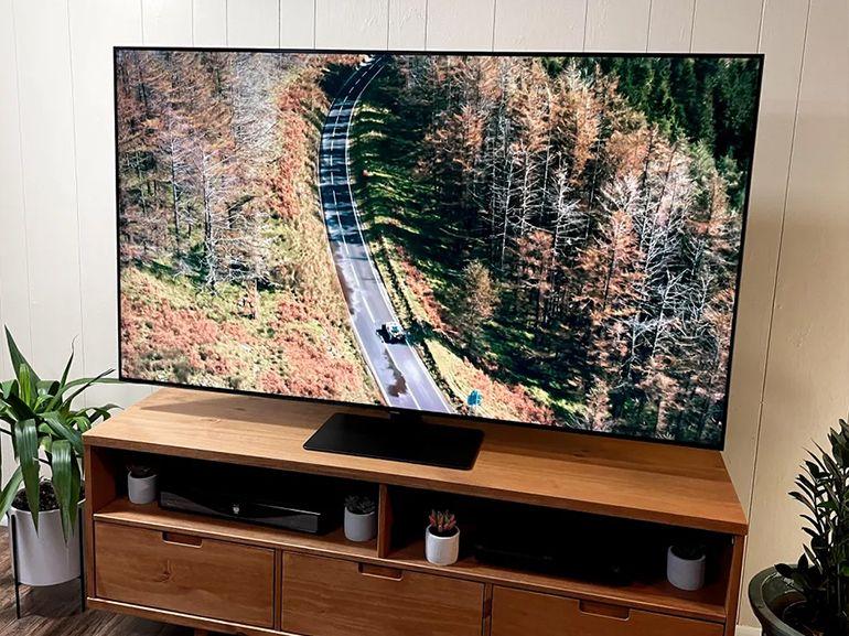 Test - TV Samsung QE55Q80T : beau design, belle image, mais quelques régressions