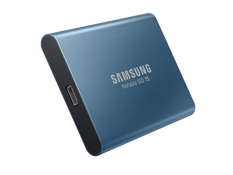 Bon plan : le SSD externe Samsung T5 (500 Go) passe à 69€ sur Amazon