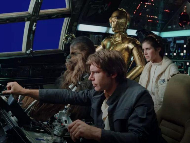 Star Wars : L'Empire contre-attaque, découvrez 7 minutes inédites du tournage