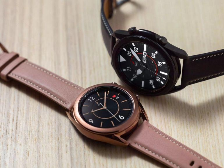 Test de la Samsung Galaxy Watch 3 : une excellente montre sportive qui manque d'endurance