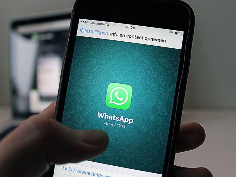 WhatsApp : vous serez obligés de partager vos données avec Facebook