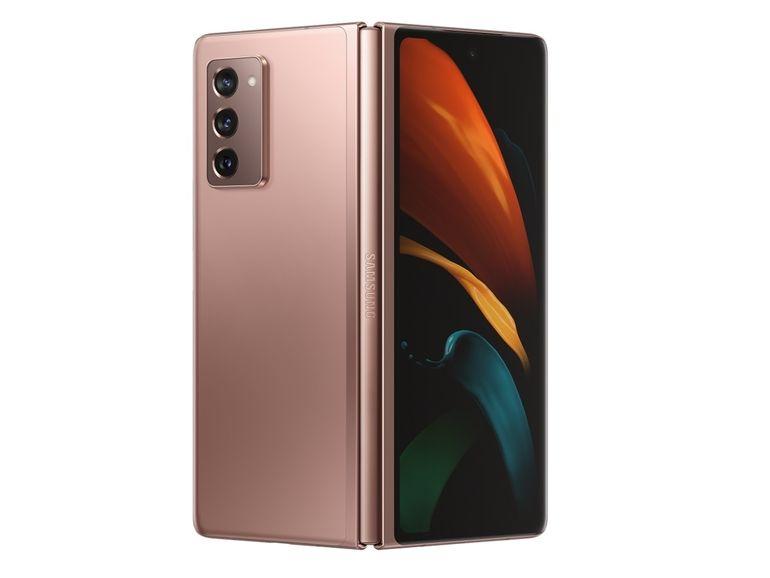 Samsung : quatre nouveaux smartphones pliants prévus pour 2021 ?