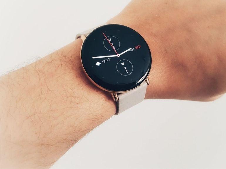 Test de la Zepp E : une bonne montre connectée mais des concurrents plus agressifs