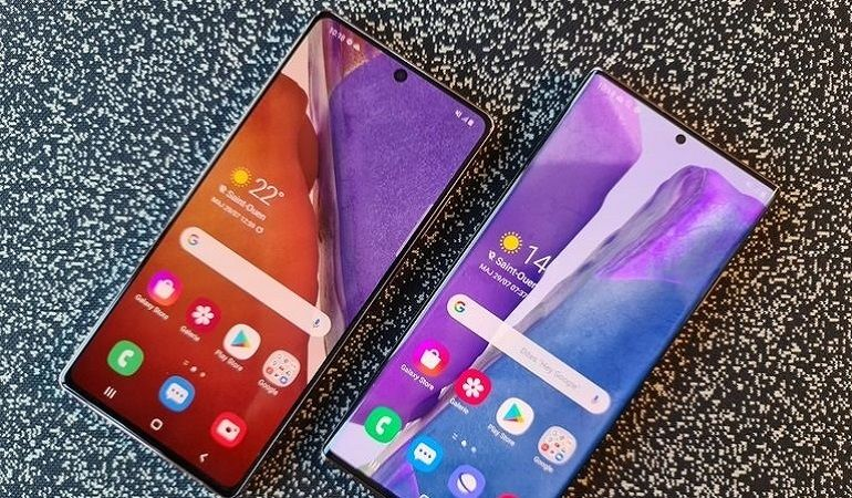 Samsung Galaxy Note 20 vs Note 10 vs Note 9 : ce que l'on perd, ce que l'on gagne
