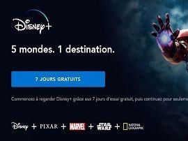 Disney+ : avec Canal+ ou alors sans, comment s'abonner et pour quels tarifs ?