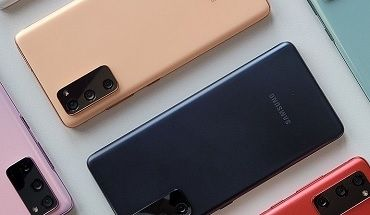 Prise en main du Samsung Galaxy S20 FE
