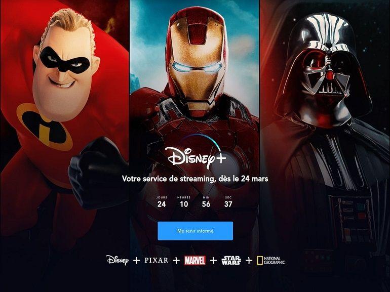 Disney+ : Vers un report du lancement ? Ce serait le souhait du gouvernement