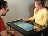 CES 2021 : une table basse avec écran tactile pour jouer à vos jeux de société