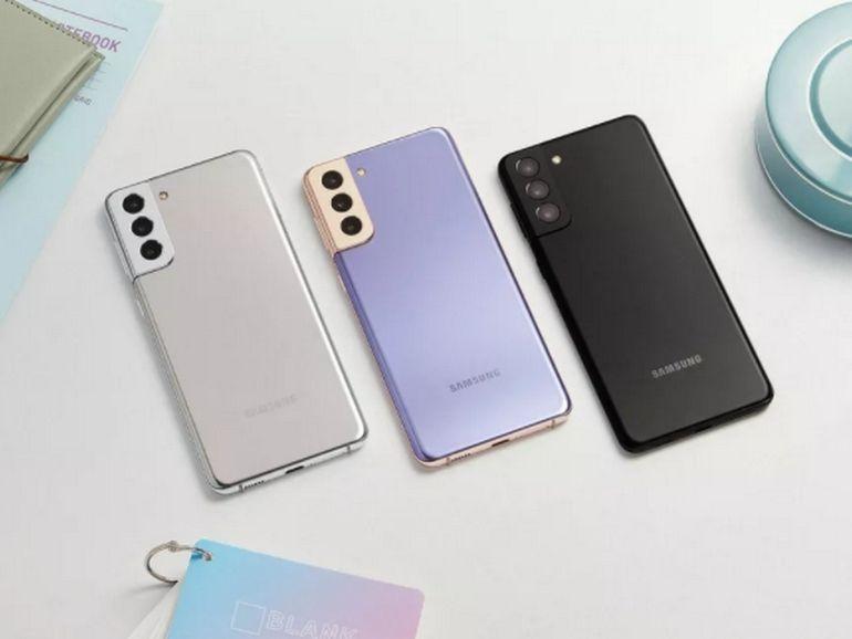 Galaxy S21 vs. iPhone 12 : le match des fiches techniques