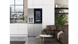 CES 2021 : le nouveau réfrigérateur LG s'ouvre à la voix et désinfecte son distributeur d'eau aux UV