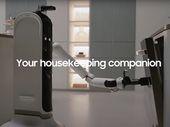 CES 2021 : les robots de Samsung nettoieront votre maison et vous serviront un verre de vin