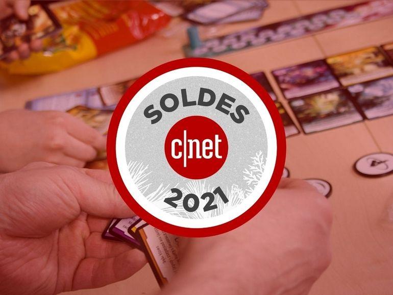Soldes 2021 : les jeux de société pas chers