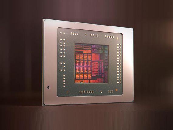 CES 2021 : AMD dévoile ses processeurs mobiles Ryzen 5000