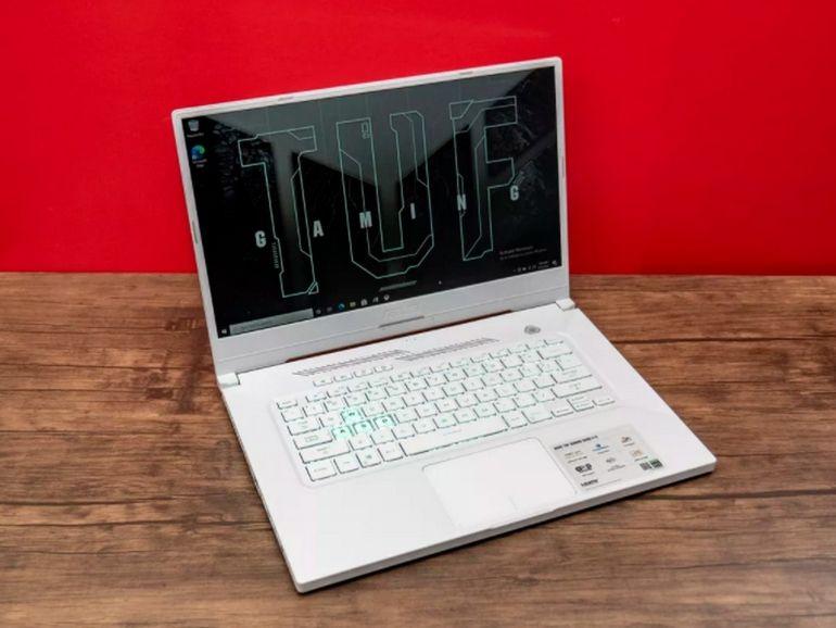 CES 2021 : Asus TUF Dash F15, un portable à la fois Gamer et studieux