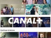 Nouveautés du catalogue myCanal
