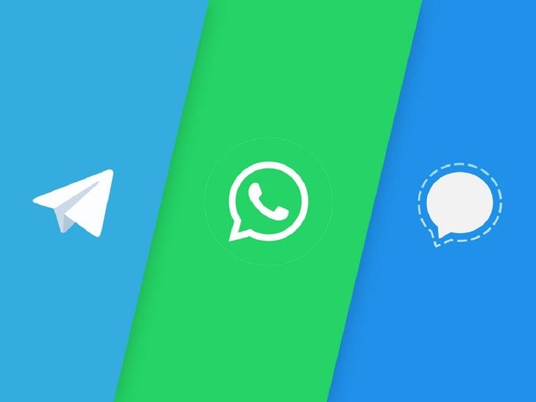 Signal, WhatsApp et Telegram : on a comparé les applications de messagerie instantanée