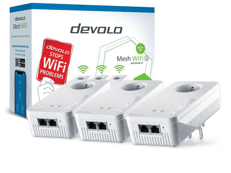 Devolo Mesh Wifi 2 : le système réseau maillé avec CPL prend le relais des box