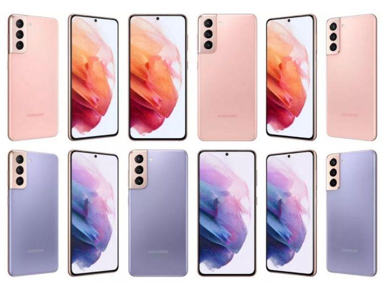 De nouvelles couleurs pour le Galaxy S21 ?