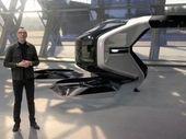 CES 2021 : des concepts de voiture autonome et taxi volant chez General Motors