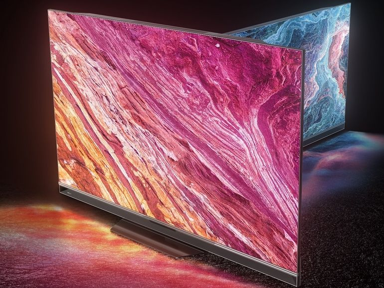 CES 2021 : TV OLED, QLED, Mini-LED… Hisense fait le plein de nouveautés