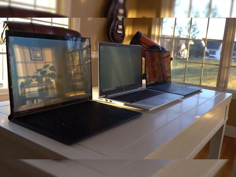 CES 2021 : HP met à jour les ordinateurs portables Envy, Elite Dragonfly et Folio