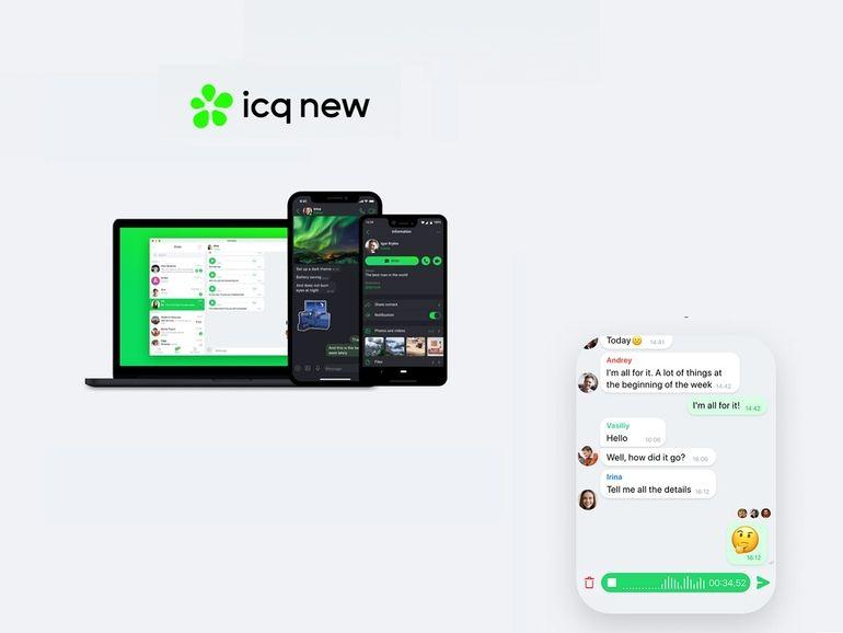 ICQ : la messagerie des années 90 revient sur le devant de la scène