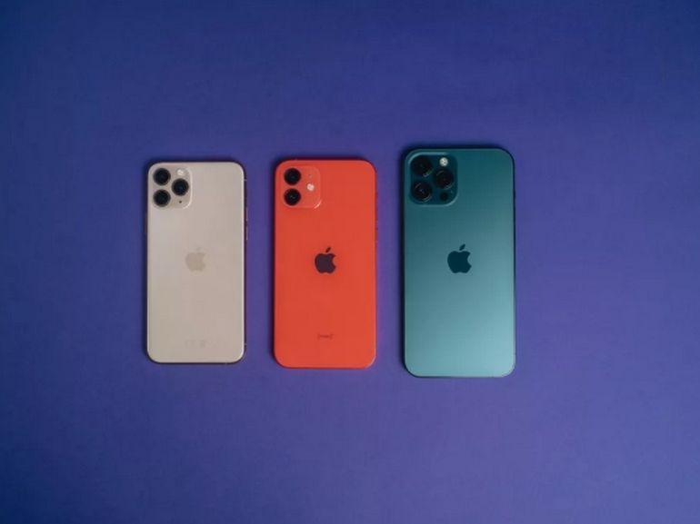 Apple lance iOS 14.4 et améliore l'appareil photo de l'iPhone