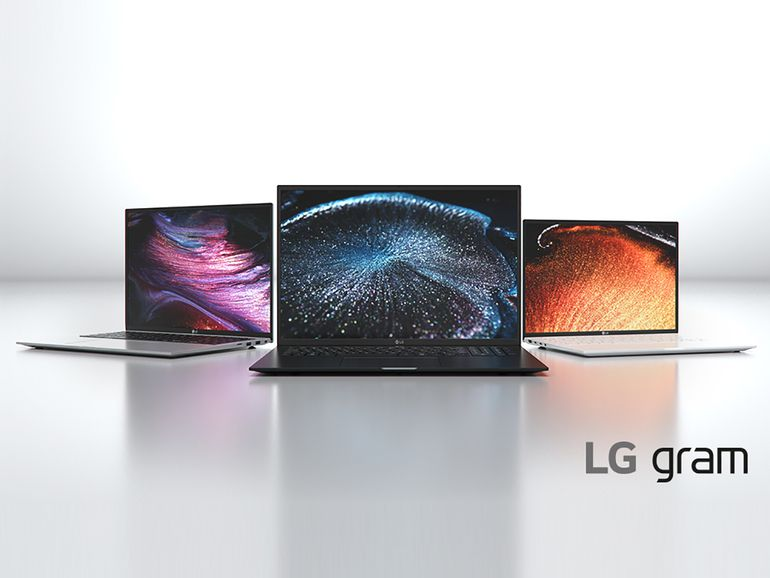 CES 2021 : LG Gram, un écran 16:10 pour les nouveaux PC portables certifiés Evo