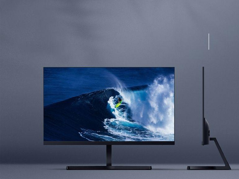Xiaomi annonce un moniteur PC IPS et Full HD à 99,99€ (pendant les soldes)