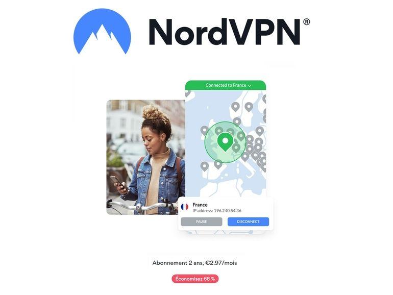 NordVPN à moins de 3€/mois : le top des séries et films accessibles via un VPN