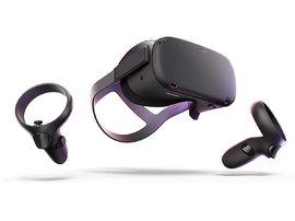 Le casque de réalité virtuelle Oculus Quest est à 250,41€ chez Boulanger [-54%]