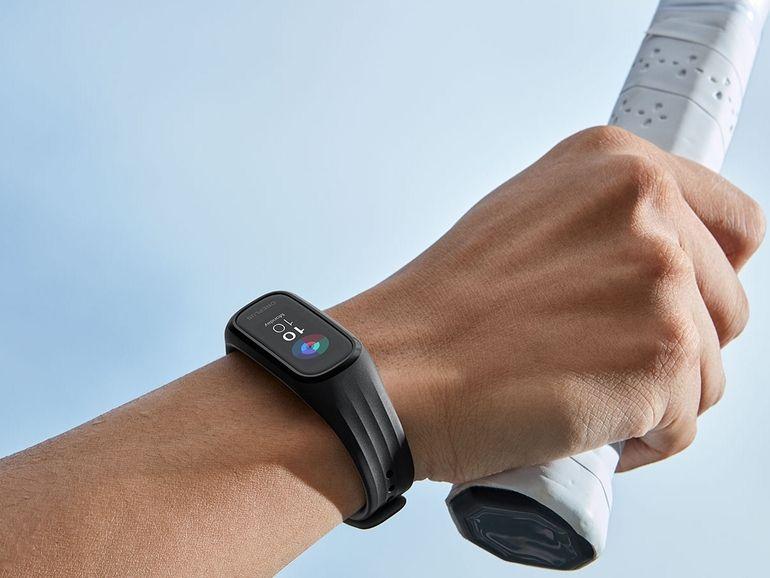 OnePlus Band : le bracelet connecté du fabricant vient d'être officialisé