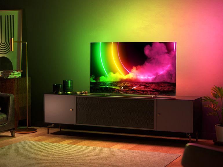 """Philips TV 2021 : du Mini-LED, de l'OLED avec HDMI 2.1 et de nouveaux LCD """"The One"""""""