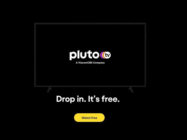 Pluto TV, le service de streaming gratuit (avec pub) arrive en France ce 8 février