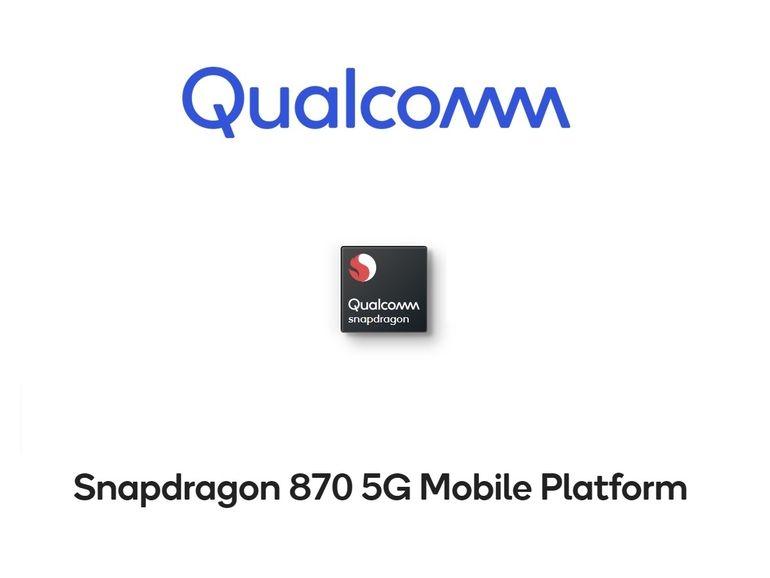 Qualcomm annonce un nouveau SoC haut de gamme, le Snapdragon 870