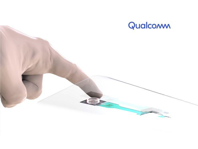CES 2021 : Qualcomm dévoile un nouveau capteur d'empreintes 50% plus rapide