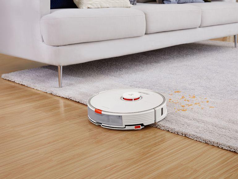 Roborock S7, le nouvel aspirateur robot intègre une serpillère à vibration sonique