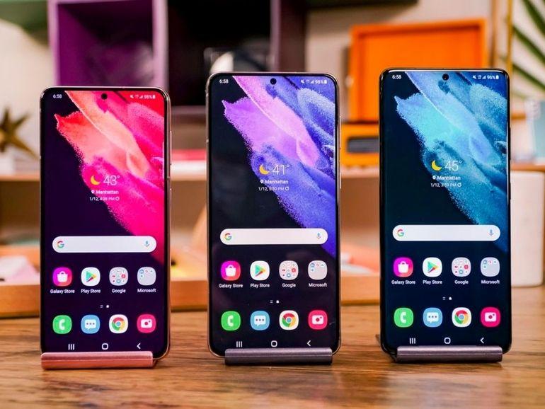Samsung Galaxy S21 Plus vs S21 Ultra vs S20 Plus vs S20 Ultra : le match des fiches techniques