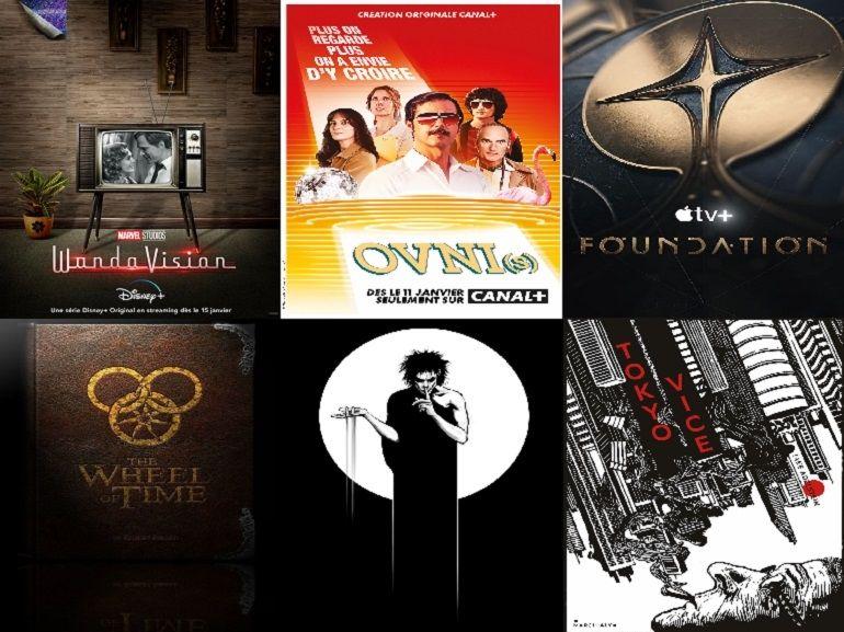 Les séries que nous attendons le plus impatiemment en 2021