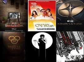 Les 10 séries que nous attendons le plus impatiemment en 2021