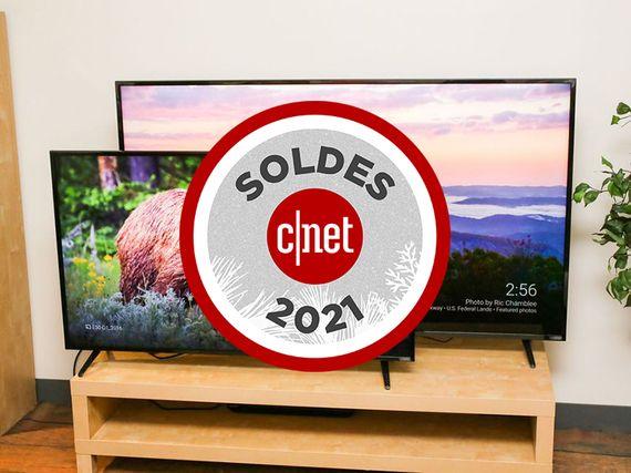 Soldes 2021 et TV : les meilleurs bons plans à moins de 1000€