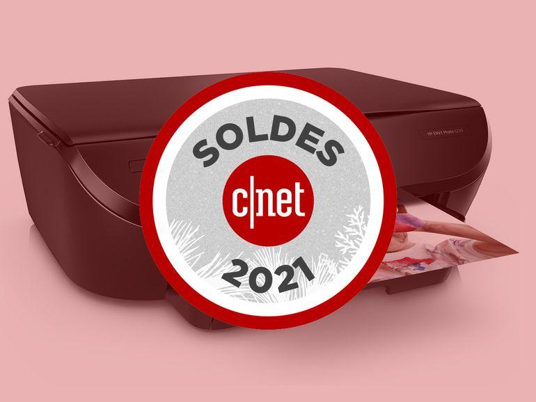 Soldes 2021 : les imprimantes et multifonction à prix bradé