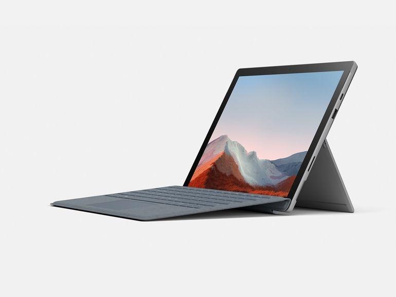 Microsoft dévoile la Surface Pro 7 Plus pour les pros et le secteur de l'éducation