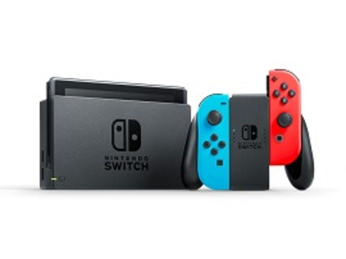 Nintendo Switch : un risque de pénurie avant la fin de l'année ?