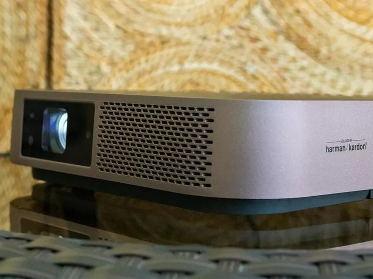 Test - ViewSonic M2 : un projecteur portable en progrès mais largement perfectible